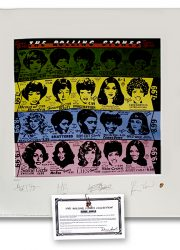 Some Girls Rolling Stones Promotional Poster